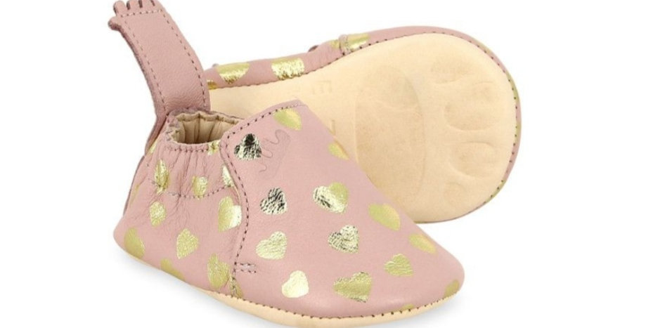 """Chaussons """"Lovely rose"""" - Easy Peasy"""