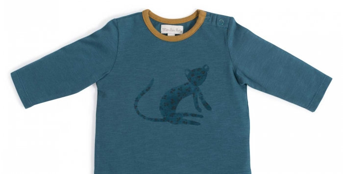 """T-shirt """"Camille"""" - Moulin Roty"""