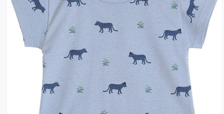 "T-shirt ""Tigre"" - Émile et Ida"