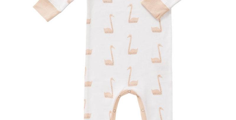 """Pyjama """"Cygnes"""" en coton Bio - Fresk"""