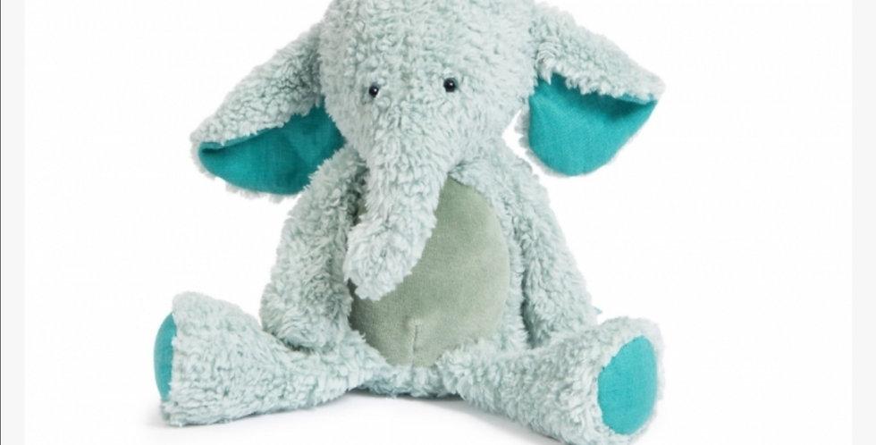 Éléphant bleu- Les BABA BOU- Moulin Roty