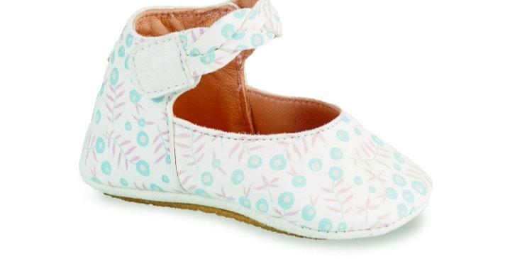 "Chaussons ""Mou Liberty""- Easy Peasy"