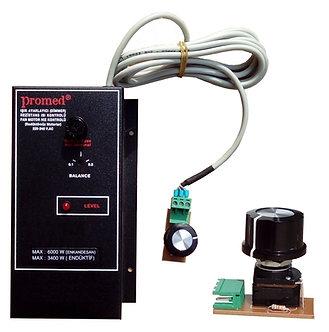 400..6000 Watt Kablolu Pano Tipi Dimmer & Rezistans Isı &Fan motor devir kontrol