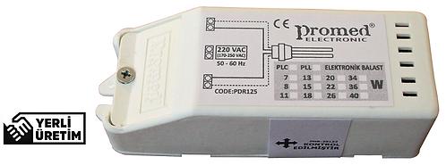 220V. (AC) 7....40W PL-L/PLC Genel amaçlı Ampul Balastı