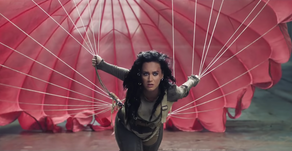 storyboards for Katy Perry official music video Rise