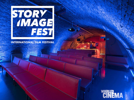 Story Image Film Festival launch at Whirled Cinema