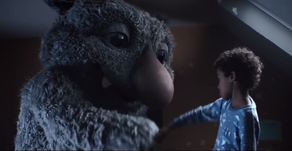 our boards for Michel Gondry's John Lewis ad