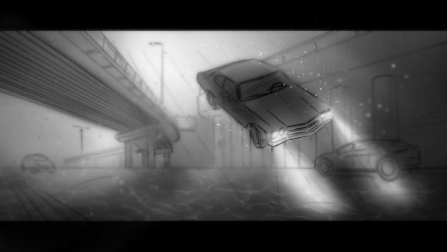 PLAYSTATION 'Tear' | Frederic Planchon | Academy