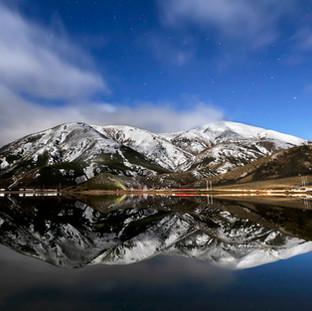 Lake Lyndon before Dawn