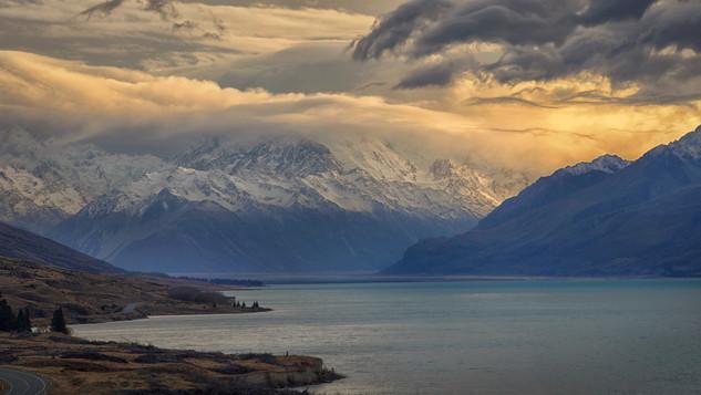 Lake Pukaiki