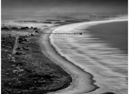 Pegasus Bay, Christchurch           New Zealand