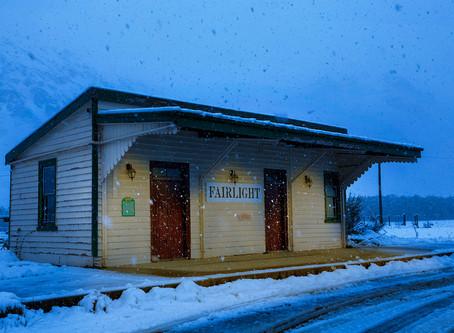 The Fairlight Train Station