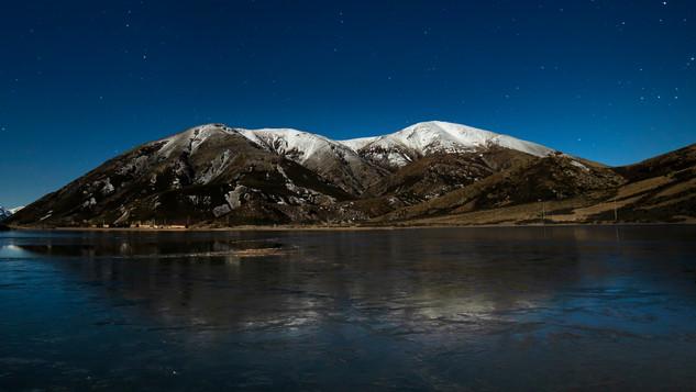 Frozen Lake Lyndon