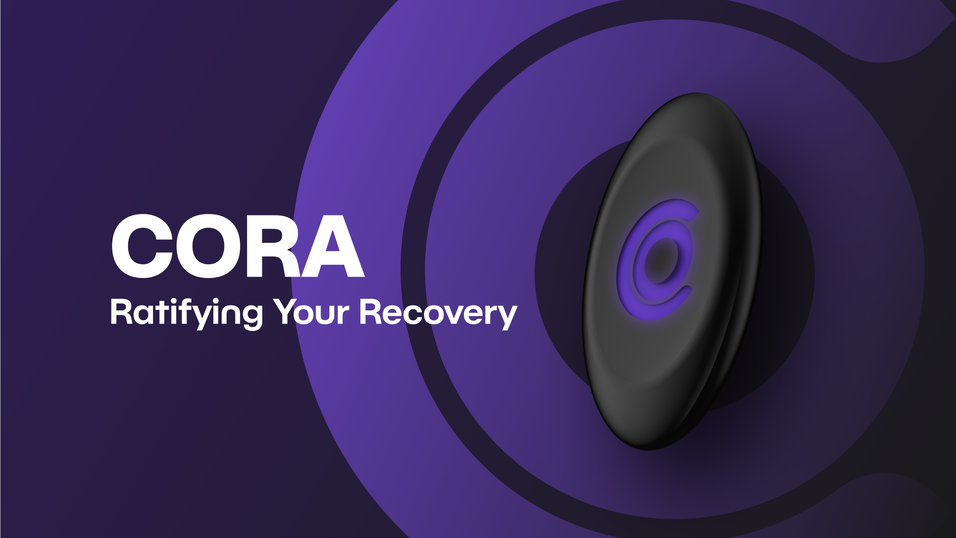 CORA - Ratifying Your Recovery