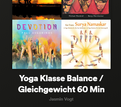 Playlist vom 30.09.2019