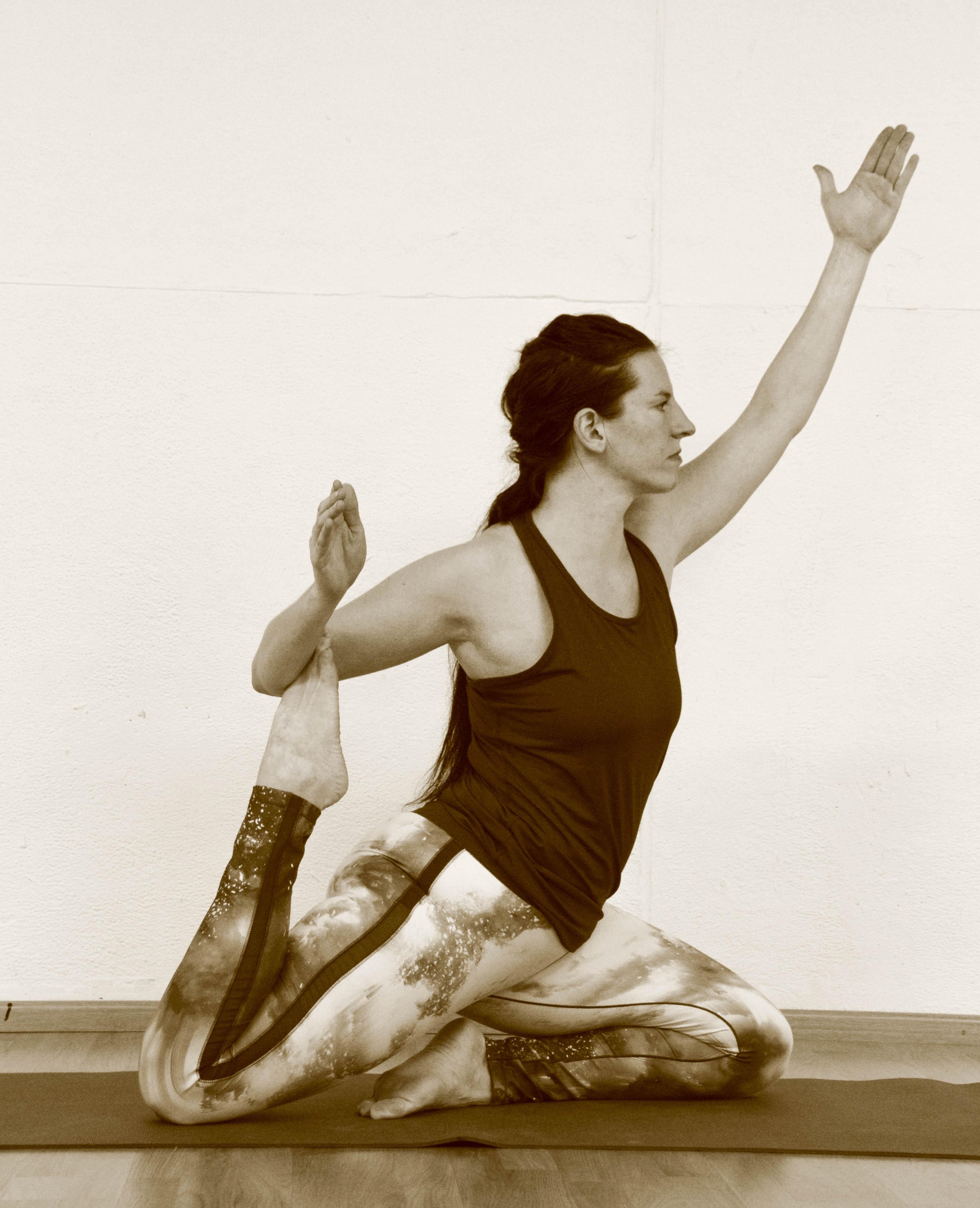 Vinyasa Yoga - Klasse