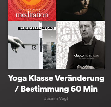 Playlist vom 16.09.2019