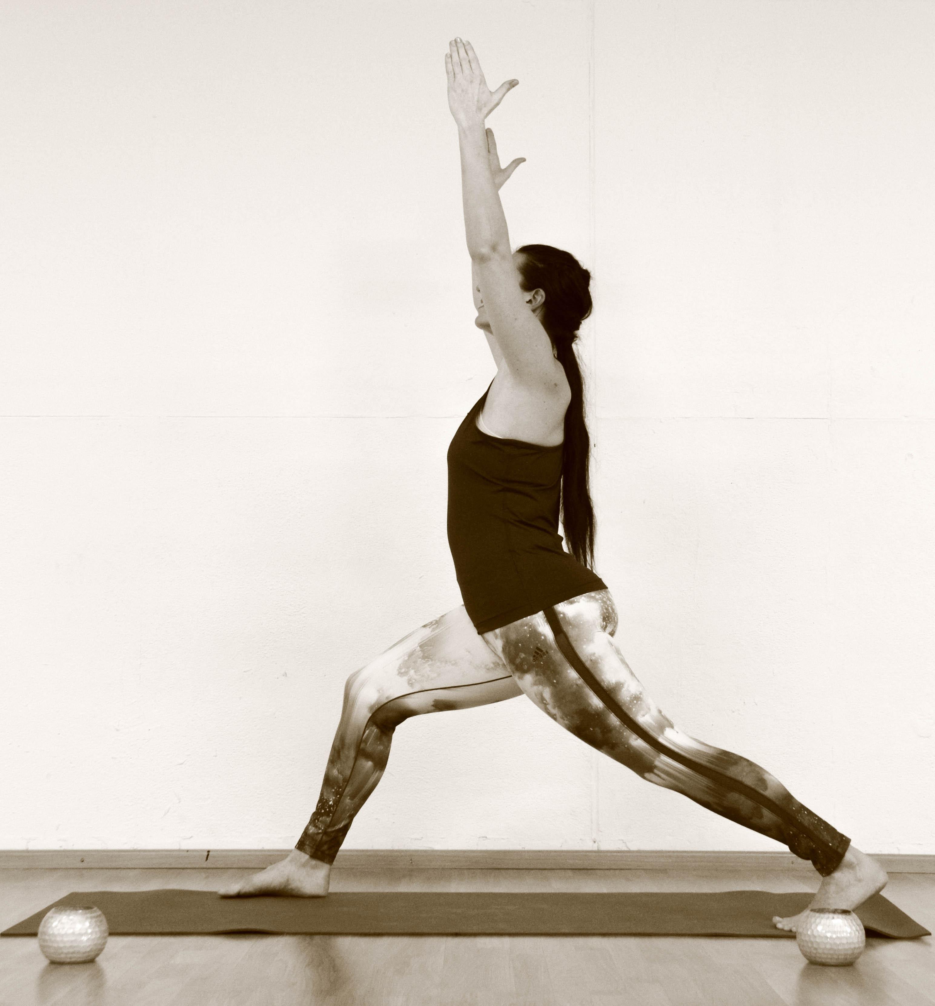 Vinyasa Yoga - Schnuppern