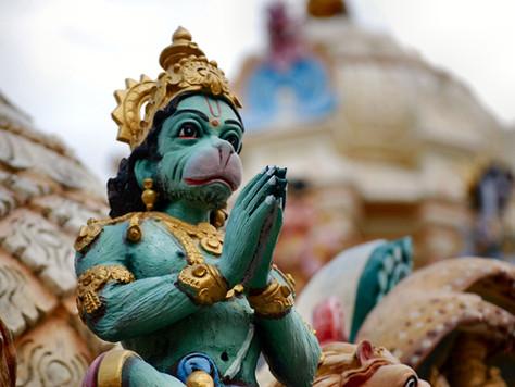 Hanumanasana - Der Spagat