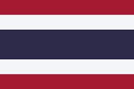 Thailand Flag