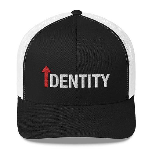 IDENTITY Trucker Hat (black)