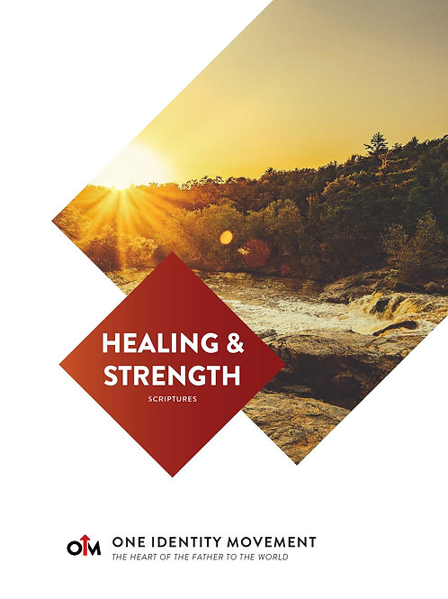Healing and Strength Scriptures