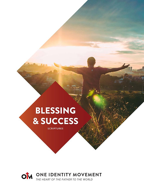 Blessing and Success Scriptures
