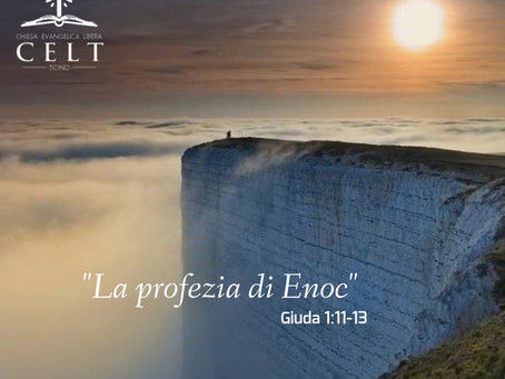 """""""La profezia di Enoc"""""""
