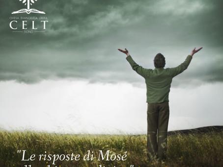 """""""Le risposte di Mosé alla chiamata divina"""""""