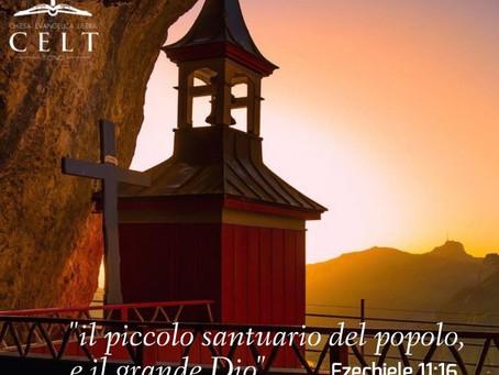 """""""il piccolo santuario del popolo, e il grande Dio"""""""