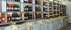 cap Leucate vins