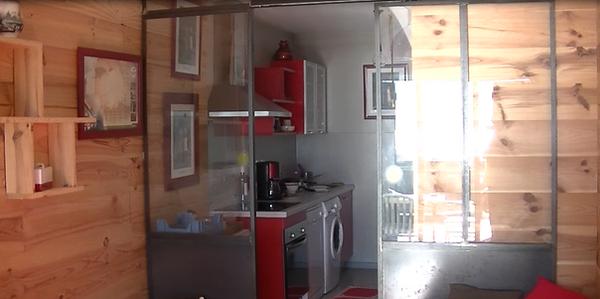 cuisine appartement dret a mar