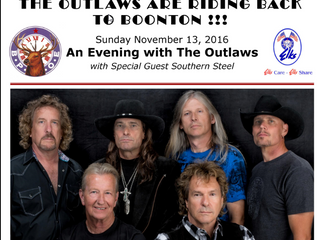 The Outlaws to return on November 13!