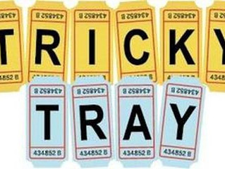 Tricky Tray on 10/19/19