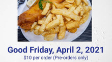 Friday Fish N' Fries