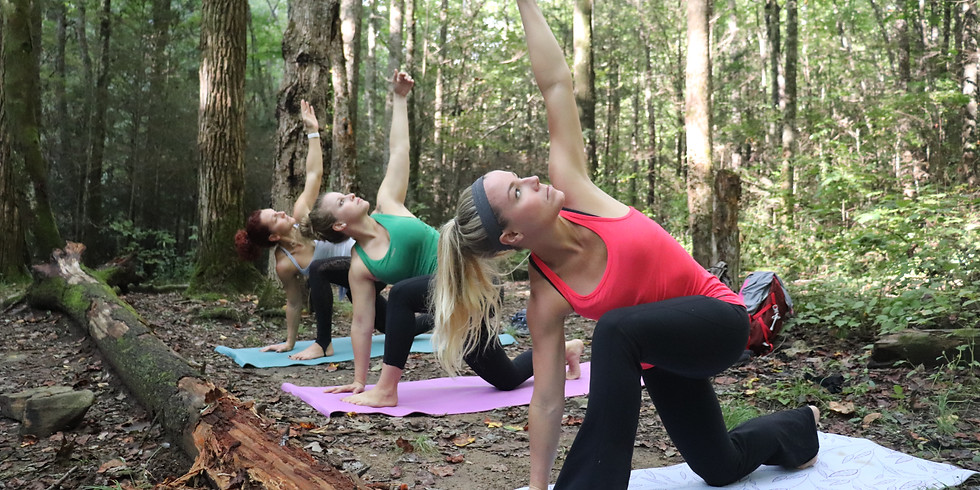 Namaste in Nature with Cathy Woods Yoga (1)