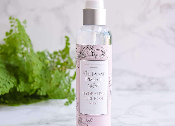 Hydrating Pure Rose Mist