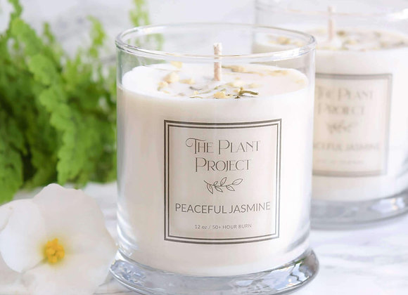 Peaceful Jasmine Candle