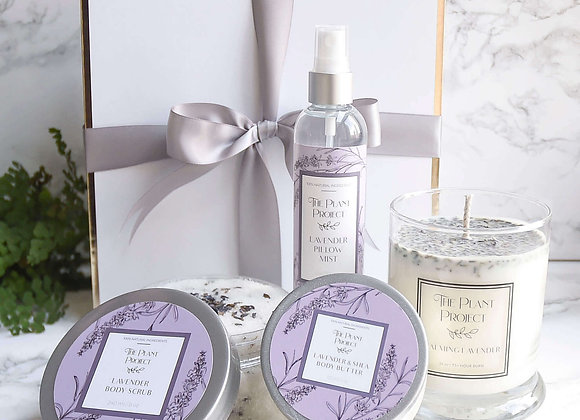 French Lavender Spa Set