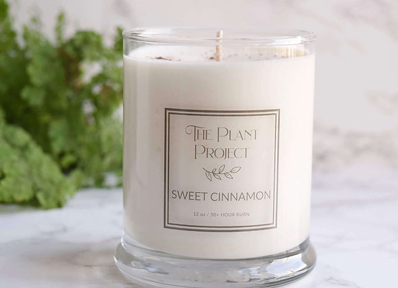 Sweet Cinnamon Candle