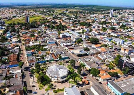 Comemoração aos 105 anos de Cristalina Goiás
