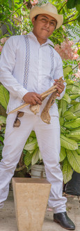 Julio de la Cruz, musician
