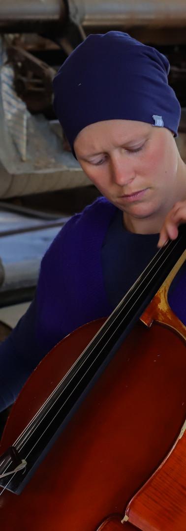 Siri Snortheim, cellist