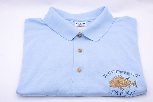 Different is Cool Polo Shirt