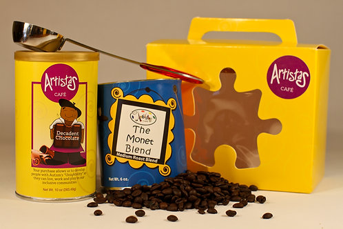 Coffee and Cocoa Gift Set