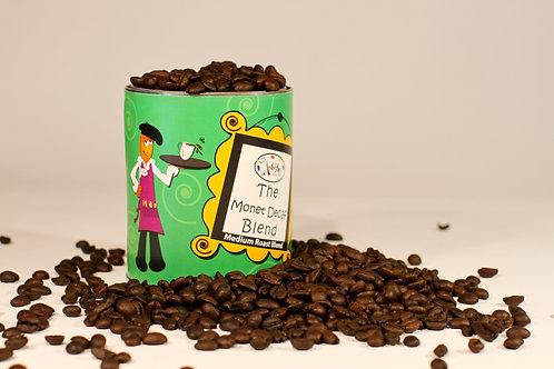 6 oz Medium Monet Decaf Coffee