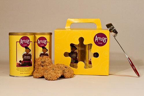 Decadent Chocolate Cocoa Gift Set