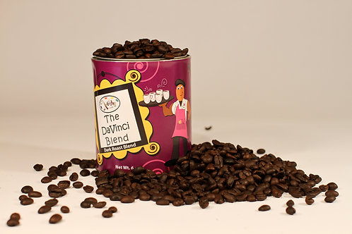 6 oz DaVinci Bold Coffee