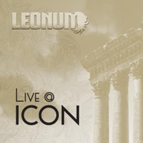 """Live at Icon"" Album CD"