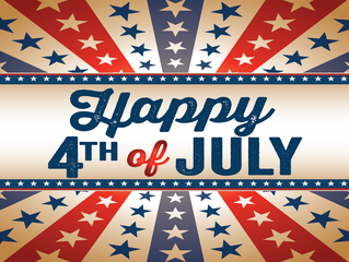 Leonum wishes: Happy 4th of July-Weekend!